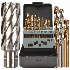 drills bits and sets zip_tie_guy