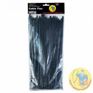 Packet of Cable Ties 7.6mm x 300mm