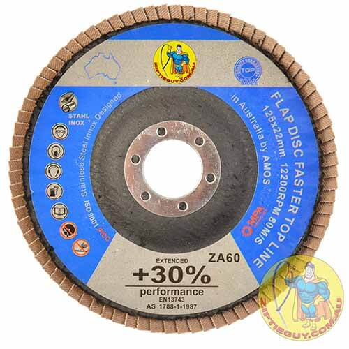 125mm VSM Zirconia Flap Disc