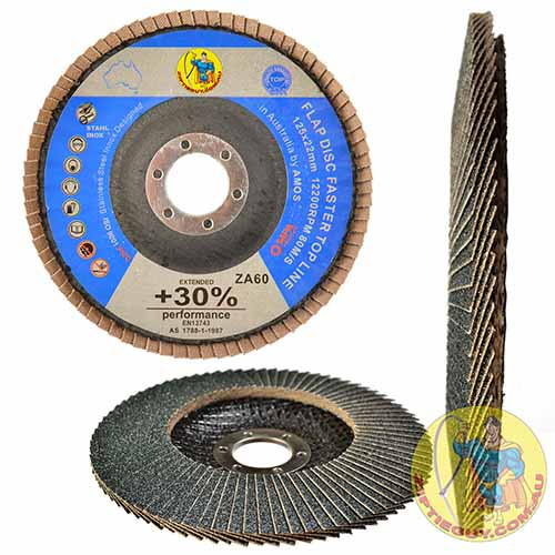 125mm Flap Disk Multiple A008
