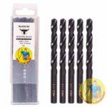 Black Oxide drill bits for hardened steel