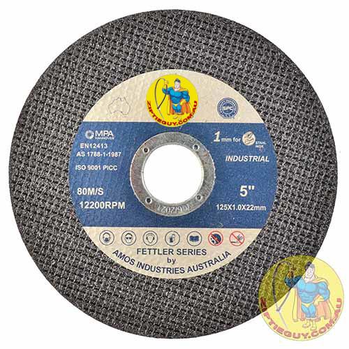 Zip Tie Guy - 125mm Metal Cutting Disc