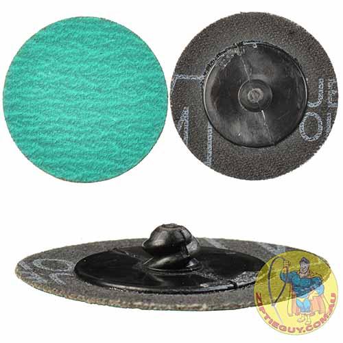 Roloc Sanding Disc – Zirconia & High Density Nylon