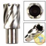 High Speed Steel (HSS) 25mm Broach Cutters