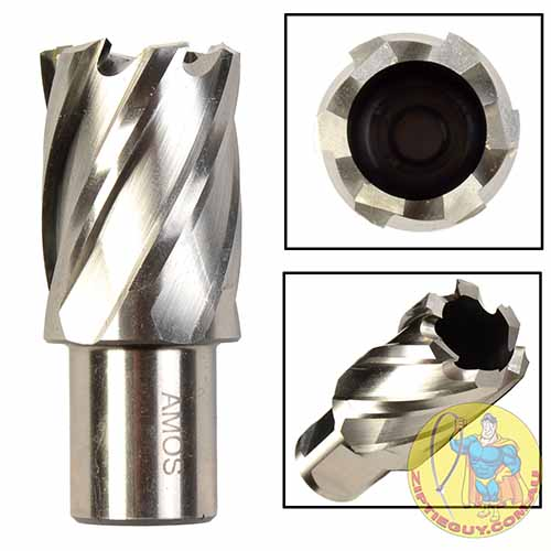 High Speed Steel (HSS) 25mm Broach Cutters