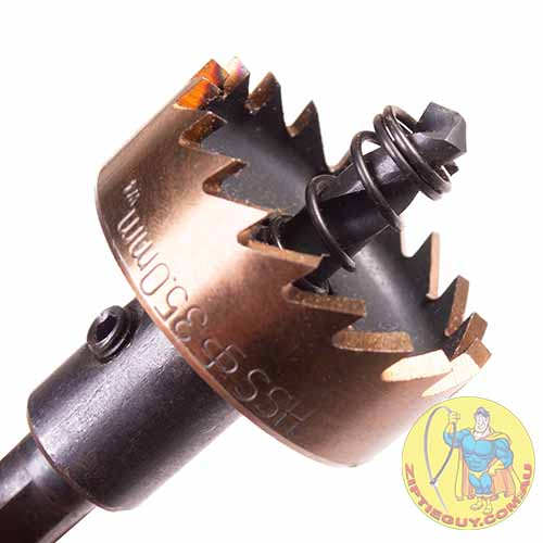 HSS Hole Saw 1-3mm Sheetmetal