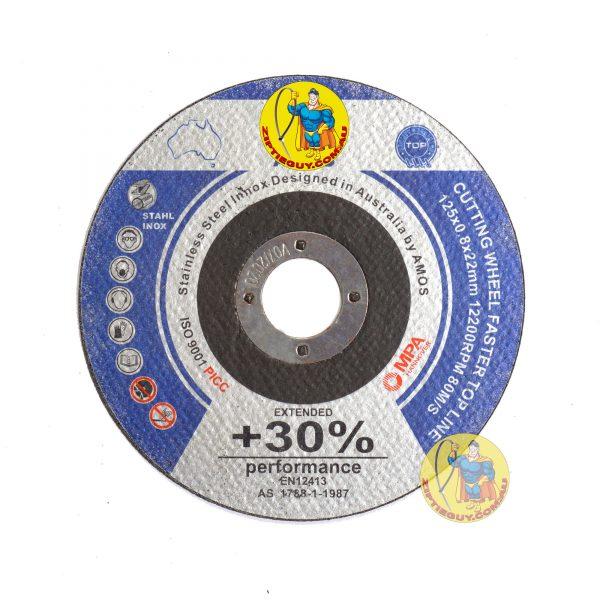 Heavy Duty Metal Cutting Disc – 5″ / 9″ / 14″
