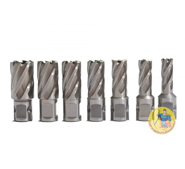 Annular Cutter Set – 25mm for Precision Drilling
