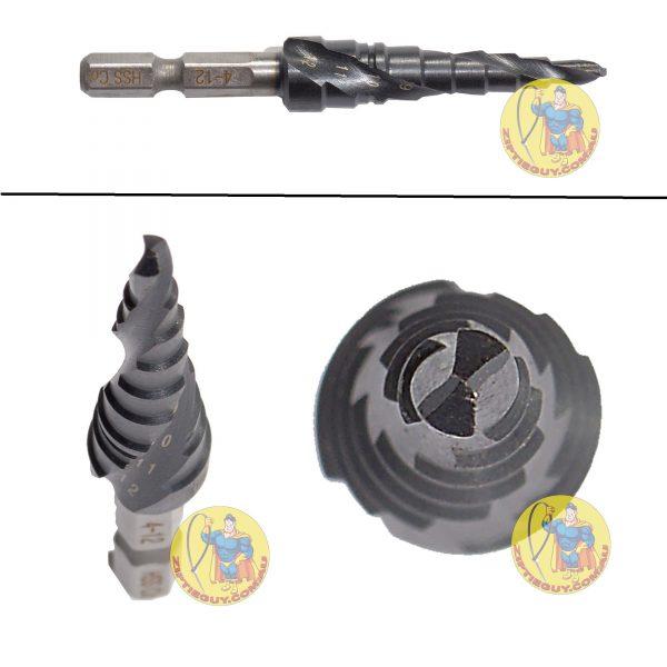 M35-Cobalt-Pro-Heat-Treated-Step-Drill-Bit