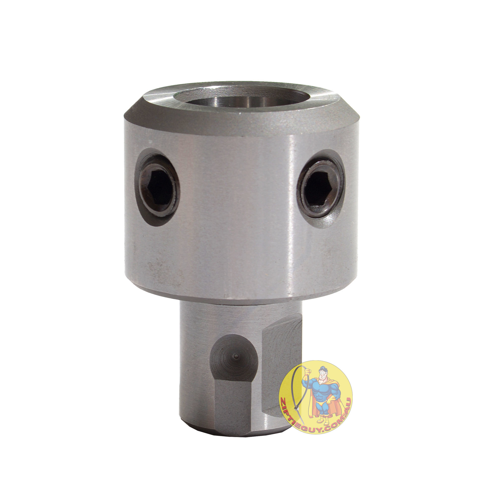 Weldon to Universal Adapter Front