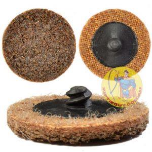 roloc disc - brown nylon light grinding and blending