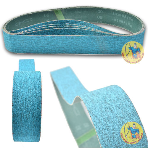 Linishing Belts – Various Sizes