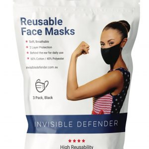 Reusable Face Masks 3 Pack